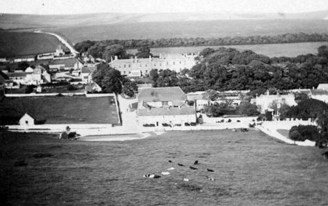 Development of Ovingdean village