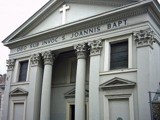 St John the Baptist Church | Photo by John Leach