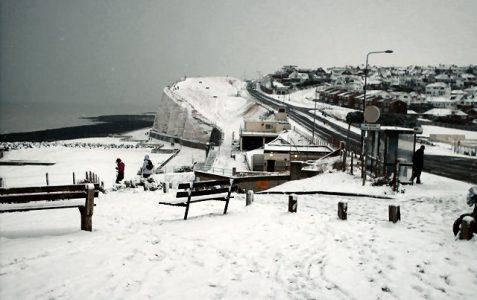 Saltdean in the snow 2009