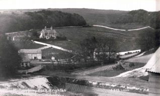 Lower Roedale Farm - undated | From a private collection