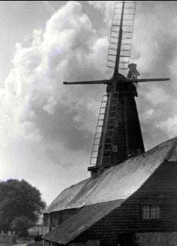 Photograph of Blatchington windmill
