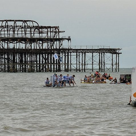 Paddle round the Pier | ©Tony Mould: all images copyright protected