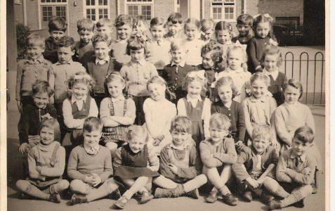 Primary school class c.1952/3