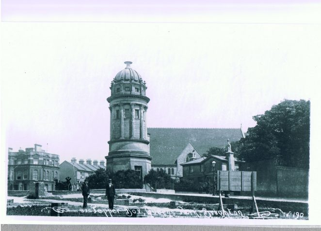 Queen's Park Pepper Pot | From the private collection of the Friends of the Pepper Pot