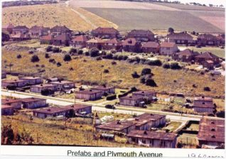 Prefabs and Plymouth Avenue | From the private collection of Lee Stafford