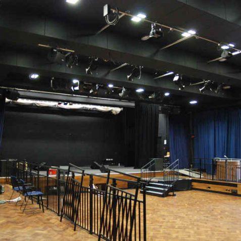 Sallis Benney theatre | Photo by Tony Mould