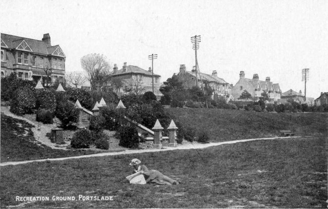 Portslade Recreation Ground | From the private collection of Chris McBrien