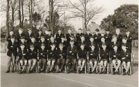 Class 2A 1962