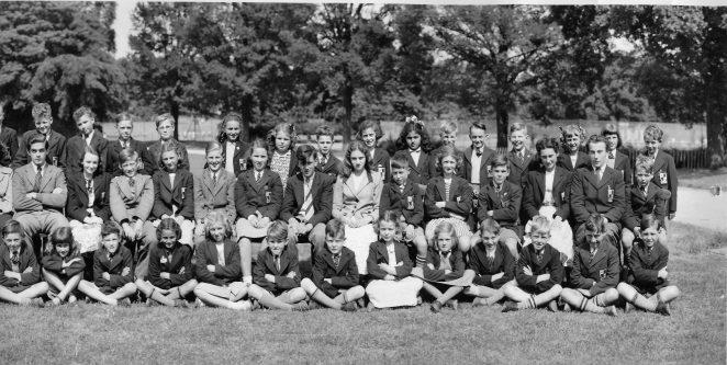 Preston College 1950 | f