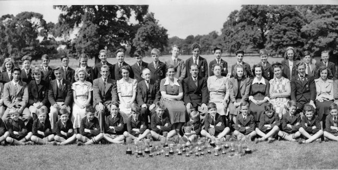 Preston College 1950 | From the private collection of Jane Harrison