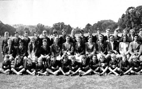 1950 School Photograph