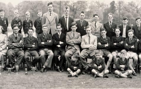 1956 School Photograph