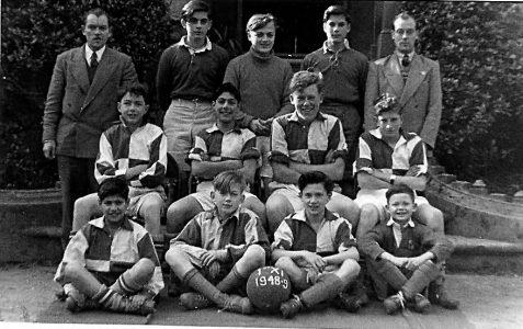 Football Team 1948/9