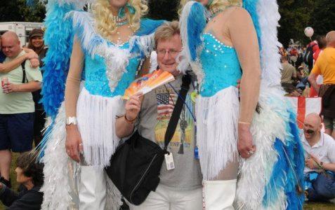 Brighton Pride Carnival Parade I