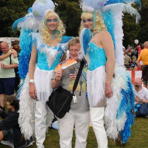 Brighton Pride | Photo by Tony Mould
