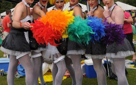 Brighton Pride Carnival Parade II
