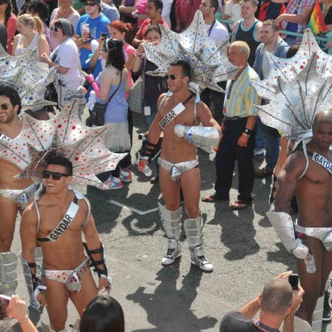 2011 Pride parade | Photo by Tony Mould