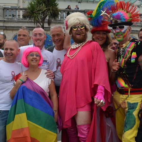Brighton Pride 2012 | Photo by Tony Mould