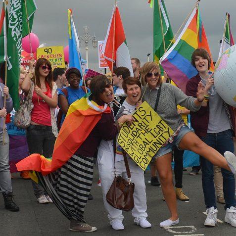 Brighton Pride 2012   Photo by Tony Mould