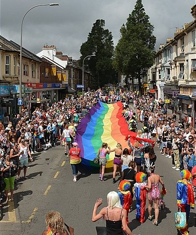 Pride 2013 | Photo by Tony Mould