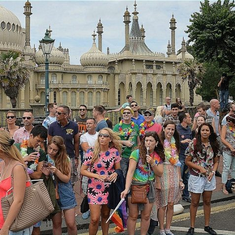 Brighton and Hove Pride 2014 | ©Tony Mould: all images copyright protected