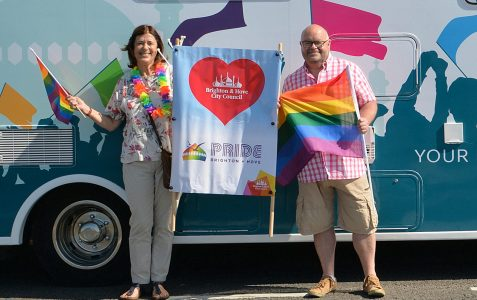 Pride 2017:The Summer of Love
