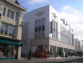 Primark 2007, was originally BHS, then C & A | Peter Groves