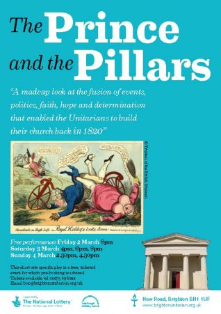 The Prince and the Pillars | Reproduced with kind permission of The Unitarian Church