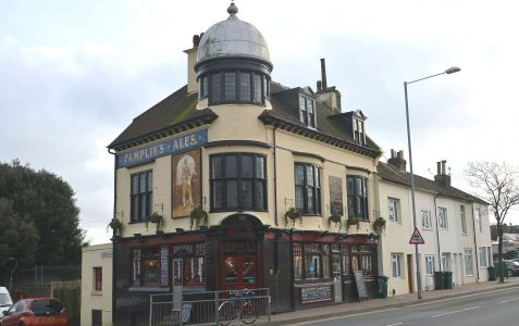 The Jolly Brewer: Ditchling Road