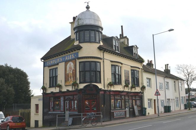 The Jolly Brewer: click to open large image in a new window | ©Tony Mould: all images copyrighted