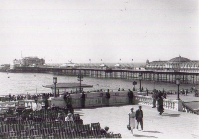 Palace Pier   Photo by Bert Clayton