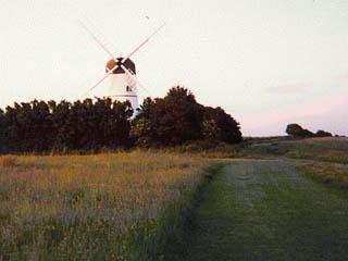 """Good morning Windmill!"""