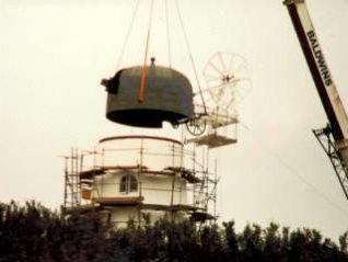 Restoration of Patcham Windmill