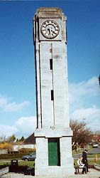 Photograph of The Clock Tower in Patcham