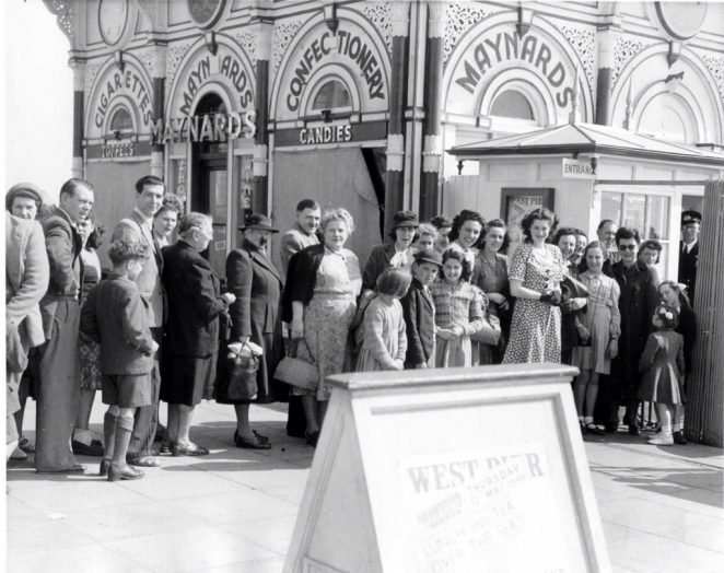 What year was this? | Royal Pavilion & Museums, Brighton & Hove