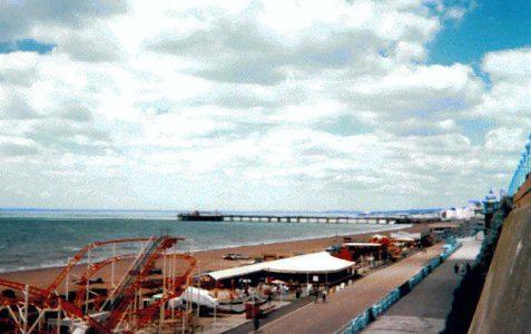 A happy Brighton childhood