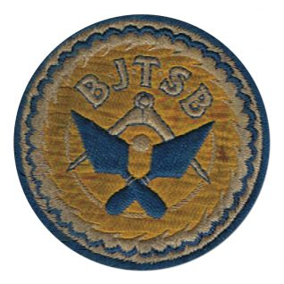 Brighton Junior Technical School for Building badge | From the private collection of Peter Upton