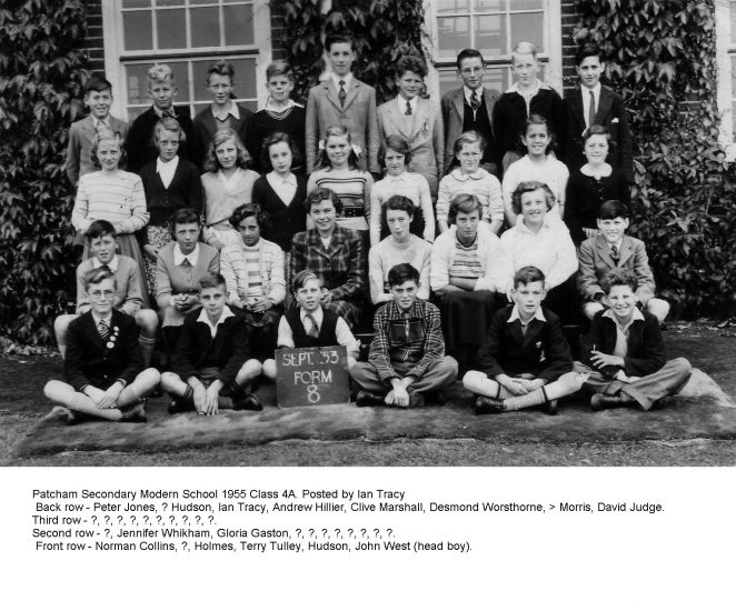 Patcham Secondary School | From the private collection of Mary Smith