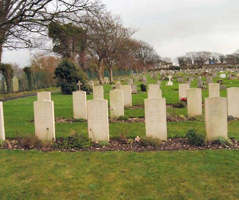 German war graves | Photo by Tony Mould