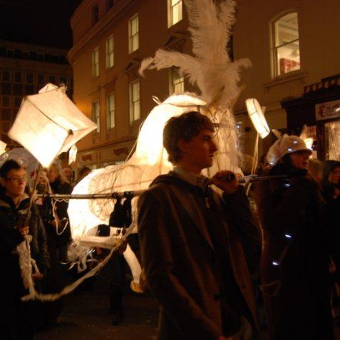 Burning the Clocks 2006 | Photo by Tony Mould