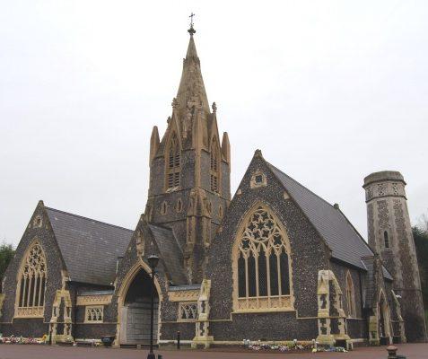 Woodvale Chapel | Photo by Tony Mould