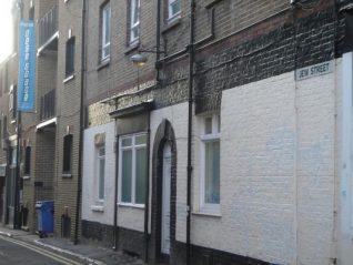 Jew Street, former 'Model Dwellings' | Photo by Chris Webb