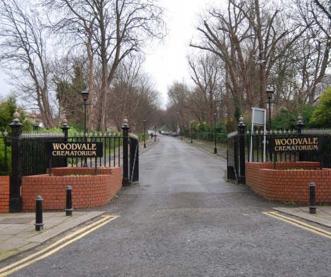 Entrance to Woodvale | Photo by Tony Mould