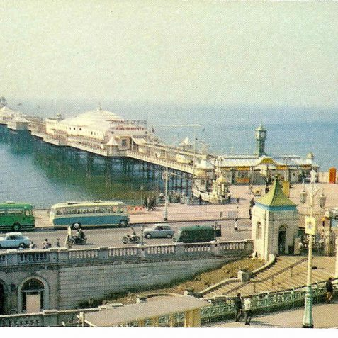 Palace Pier | From the private collection of Kenneth Ross