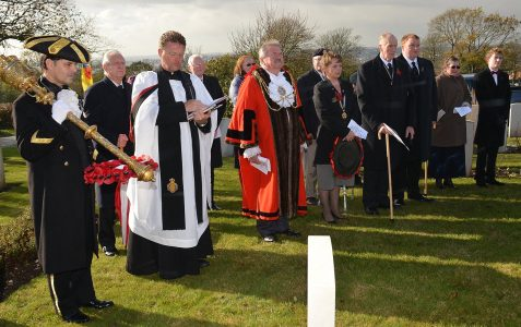 Launch of the Royal British Legion Poppy Appeal