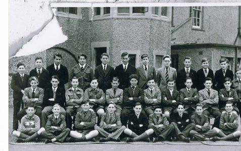 Class 4a - 1953-4
