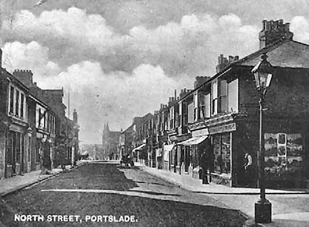 North Street, Portslade | From the private collection of Bob Carden