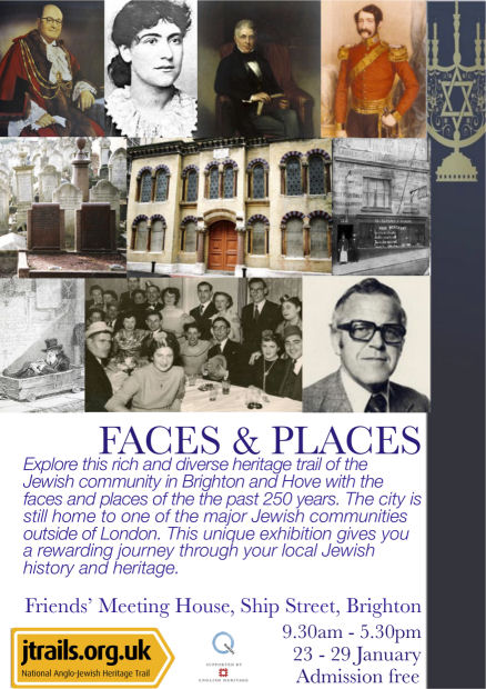 Brighton and Hove Jewish Heritage Trail