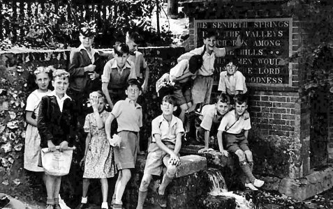 Class outing 1948