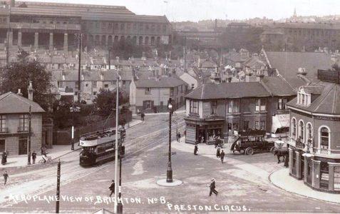 Preston Circus
